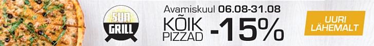 SUN GRILL Pizzeria